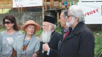 patriarch visit