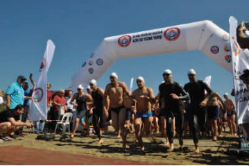Likya Dalyan Open Waters Swimming Competition